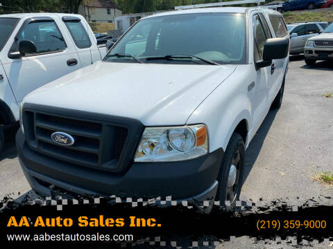 2006 Ford F-150 for sale at AA Auto Sales Inc. in Gary IN
