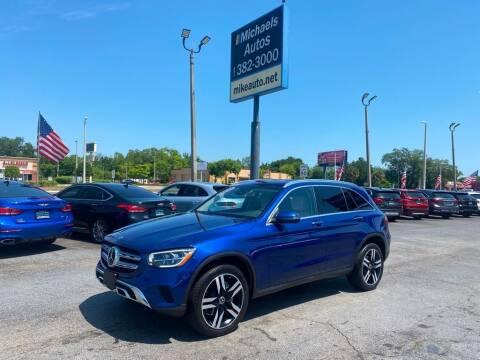 2020 Mercedes-Benz GLC for sale at Michaels Autos in Orlando FL