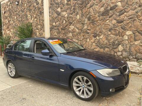 2011 BMW 3 Series for sale at Car Deal Auto Sales in Sacramento CA