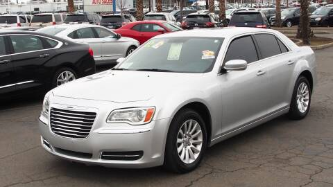 2012 Chrysler 300 for sale at Okaidi Auto Sales in Sacramento CA