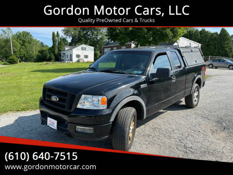 2005 Ford F-150 for sale at Gordon Motor Cars, LLC in Frazer PA