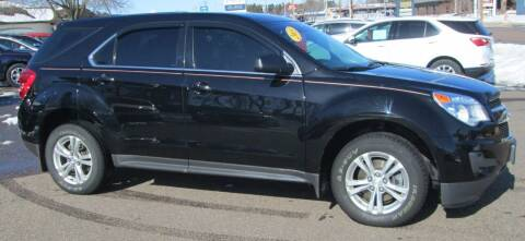 2015 Chevrolet Equinox for sale at The AUTOHAUS LLC in Tomahawk WI