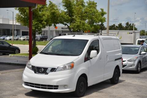 2013 Nissan NV200 for sale at Motor Car Concepts II - Colonial Location in Orlando FL