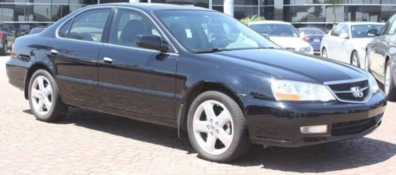 2003 Acura TL for sale at Chicago Auto Exchange in South Chicago Heights IL