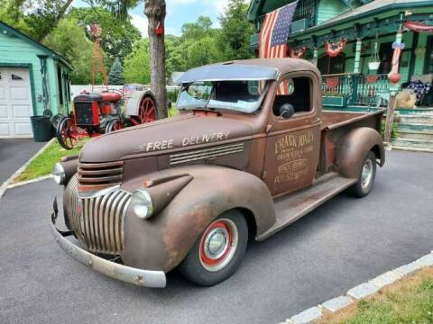 1946 Chevrolet C/K 20 Series for sale at Classic Car Deals in Cadillac MI