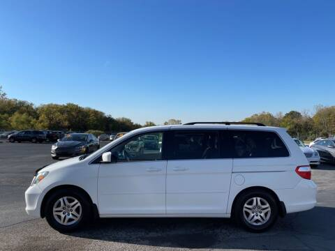 2007 Honda Odyssey for sale at CARS PLUS CREDIT in Independence MO