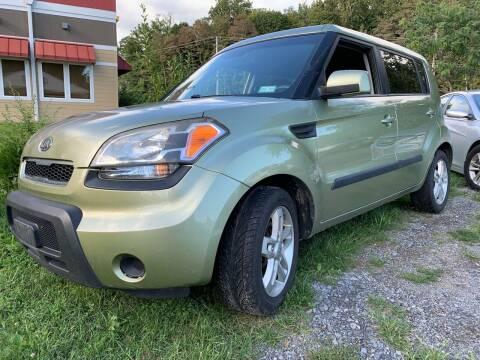 2011 Kia Soul for sale at Auto Warehouse in Poughkeepsie NY
