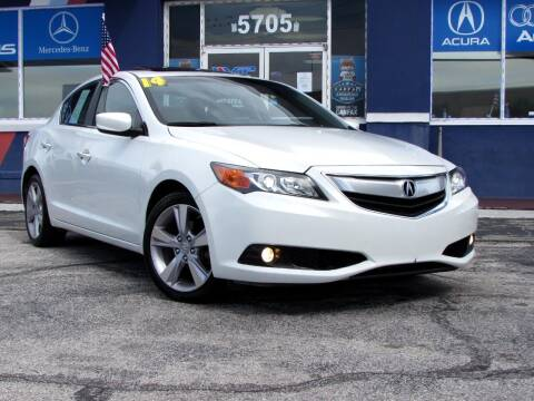 2014 Acura ILX for sale at Orlando Auto Connect in Orlando FL