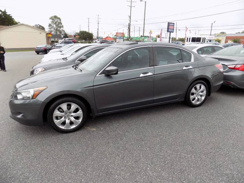 2008 Honda Accord for sale at Pro-Motion Motor Co in Lincolnton NC