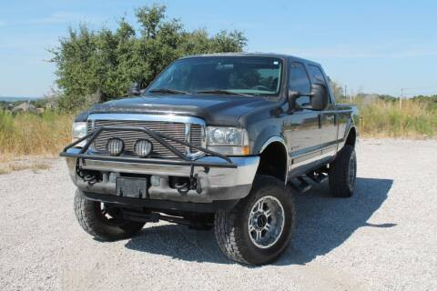 2002 Ford F-250 Super Duty for sale at Elite Car Care & Sales in Spicewood TX