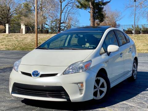 2012 Toyota Prius for sale at Sebar Inc. in Greensboro NC