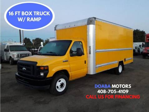 2014 Ford E-Series Chassis for sale at DOABA Motors - Box Truck in San Jose CA