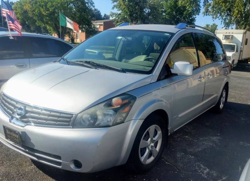 2007 Nissan Quest for sale at Used Car City in Tulsa OK