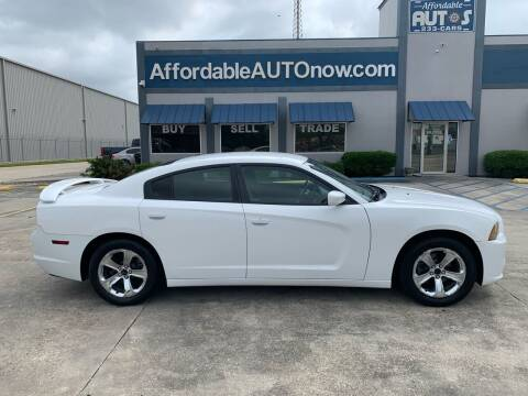 2013 Dodge Charger for sale at Affordable Autos in Houma LA