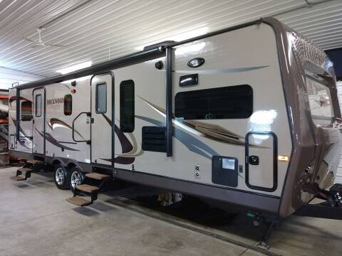 2012 Forest River Rockwood for sale at Kill RV Service LLC in Celina OH