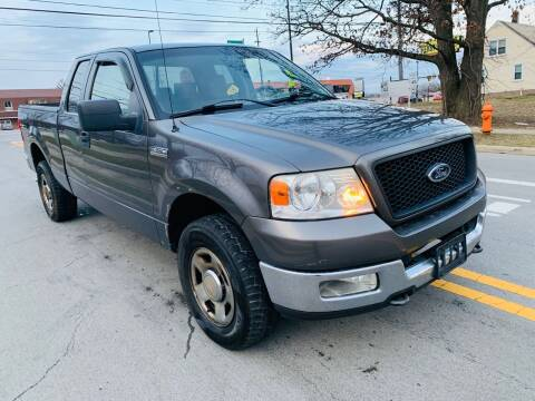 2005 Ford F-150 for sale at Via Roma Auto Sales in Columbus OH