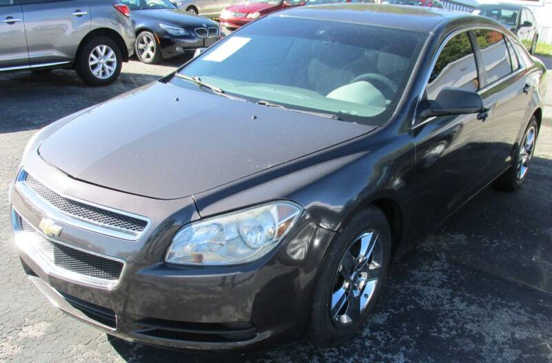 2011 Chevrolet Malibu for sale at Express Auto Sales in Lexington KY