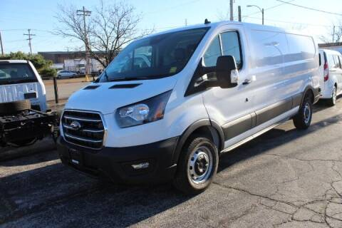 2020 Ford Transit Cargo for sale at BROADWAY FORD TRUCK SALES in Saint Louis MO
