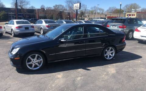 2007 Mercedes-Benz C-Class for sale at BWK of Columbia in Columbia SC