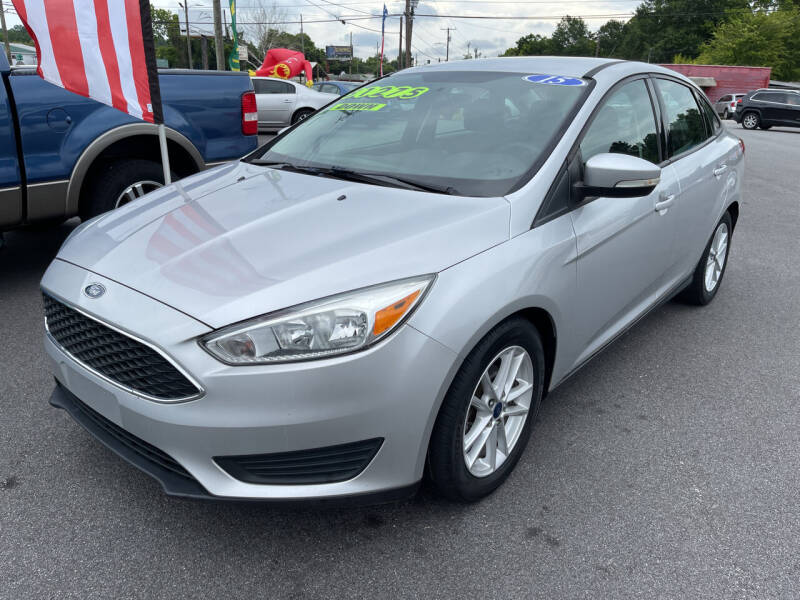 2015 Ford Focus for sale at Cars for Less in Phenix City AL