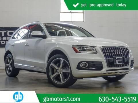 2015 Audi Q5 for sale at GB Motors in Addison IL