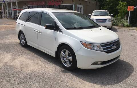 2012 Honda Odyssey for sale at Townsend Auto Mart in Millington TN