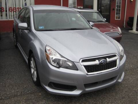 2014 Subaru Legacy for sale at Zinks Automotive Sales and Service - Zinks Auto Sales and Service in Cranston RI