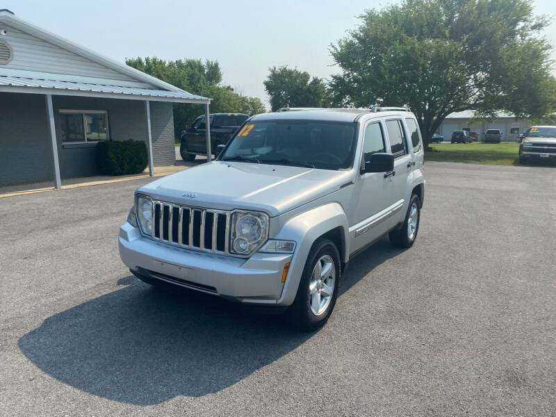 2012 Jeep Liberty for sale at Jacks Auto Sales in Mountain Home AR