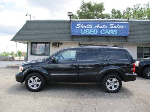 2007 Dodge Durango for sale at SHULTS AUTO SALES INC. in Crystal Lake IL