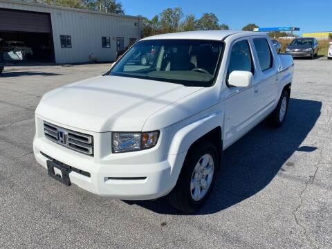 2006 Honda Ridgeline for sale at Brewster Used Cars in Anderson SC