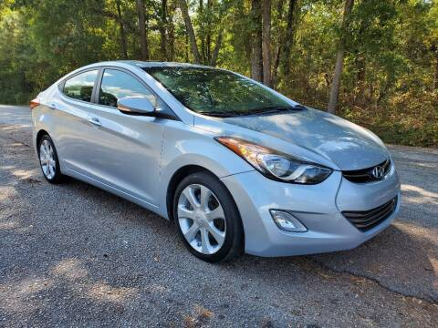 2011 Hyundai Elantra for sale at GA Auto IMPORTS  LLC in Buford GA