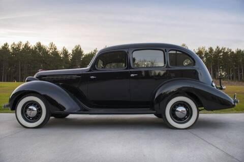 1936 Hudson Series 61 Deluxe