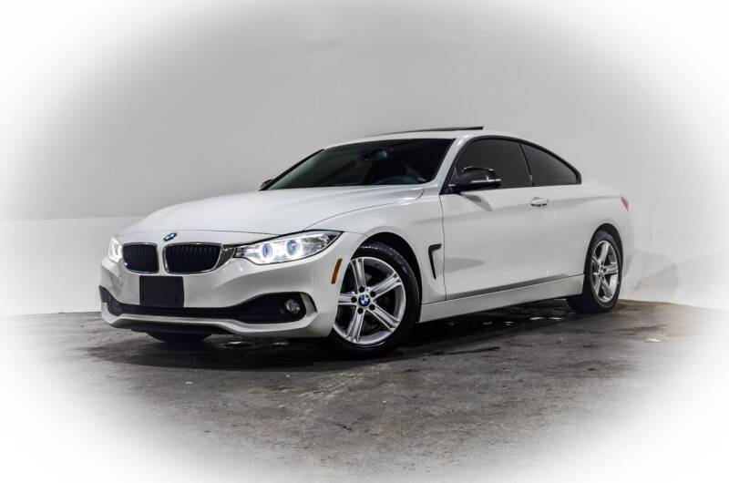 2015 BMW 4 Series for sale at CarXoom in Marietta GA