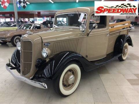 1936 Ford Model T for sale at SPEEDWAY AUTO MALL INC in Machesney Park IL