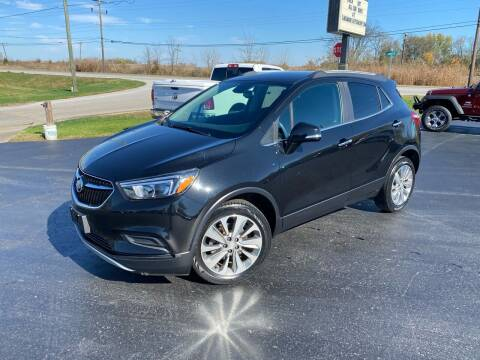 2017 Buick Encore for sale at CarSmart Auto Group in Orleans IN