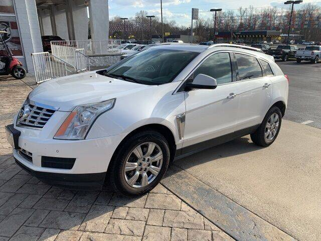 2014 Cadillac SRX for sale at Tim Short Auto Mall in Corbin KY
