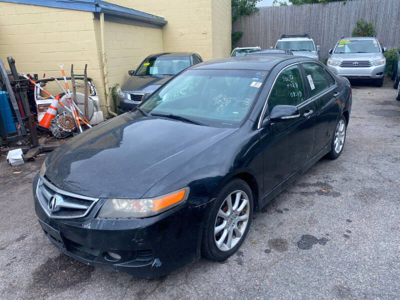 2006 Acura TSX for sale at Polonia Auto Sales and Service in Hyde Park MA