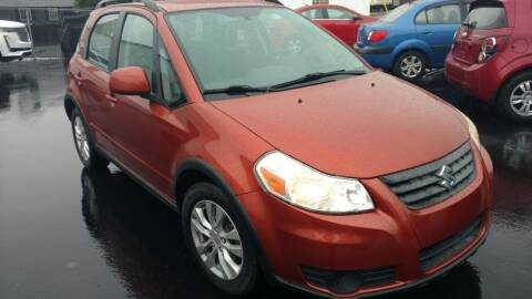 2013 Suzuki SX4 Crossover for sale at Graft Sales and Service Inc in Scottdale PA