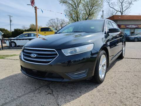2013 Ford Taurus for sale at Lamarina Auto Sales in Dearborn Heights MI