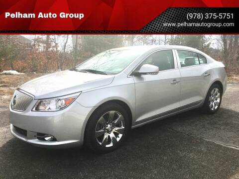2011 Buick LaCrosse for sale at Pelham Auto Group in Pelham NH