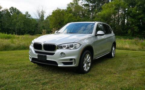 2016 BMW X5 for sale at EuroMotors LLC in Lee MA