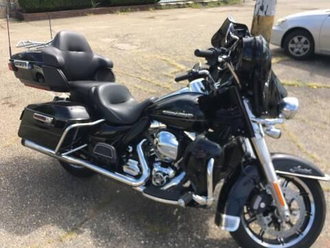 2016 Harley-Davidson LIMITED for sale at K O Motors in Akron OH