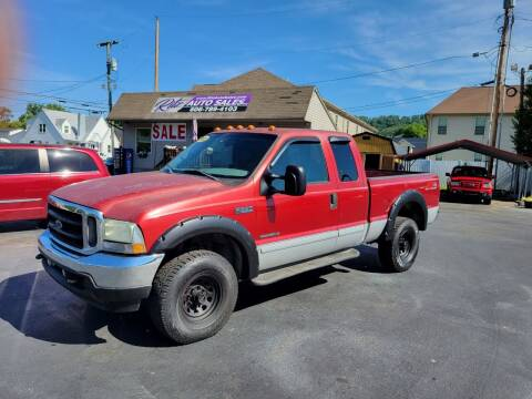 2003 Ford F-350 Super Duty for sale at Ritz Auto Sales, LLC in Paintsville KY