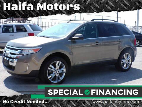 2013 Ford Edge for sale at Haifa Motors in Philadelphia PA