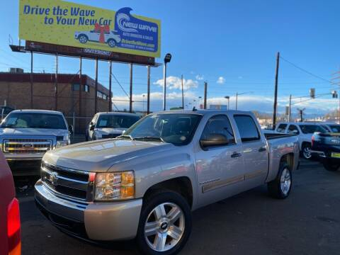 2007 Chevrolet Silverado 1500 for sale at New Wave Auto Brokers & Sales in Denver CO