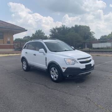 2014 Chevrolet Captiva Sport for sale at FIRST CLASS AUTO SALES in Bessemer AL