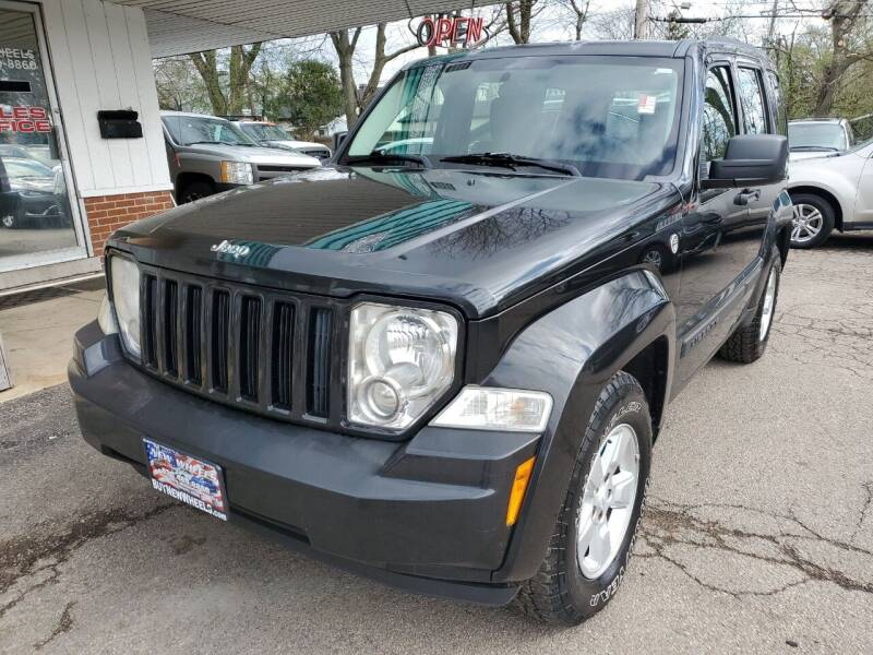 2009 Jeep Liberty for sale at New Wheels in Glendale Heights IL