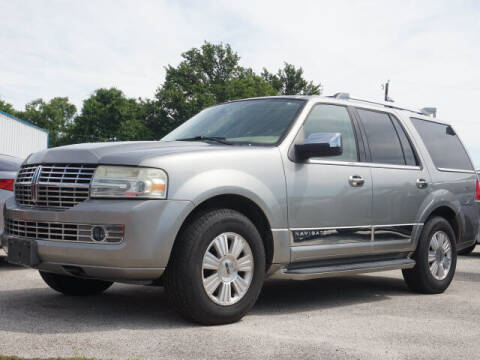 2008 Lincoln Navigator for sale at DRIVE 1 OF KILLEEN in Killeen TX