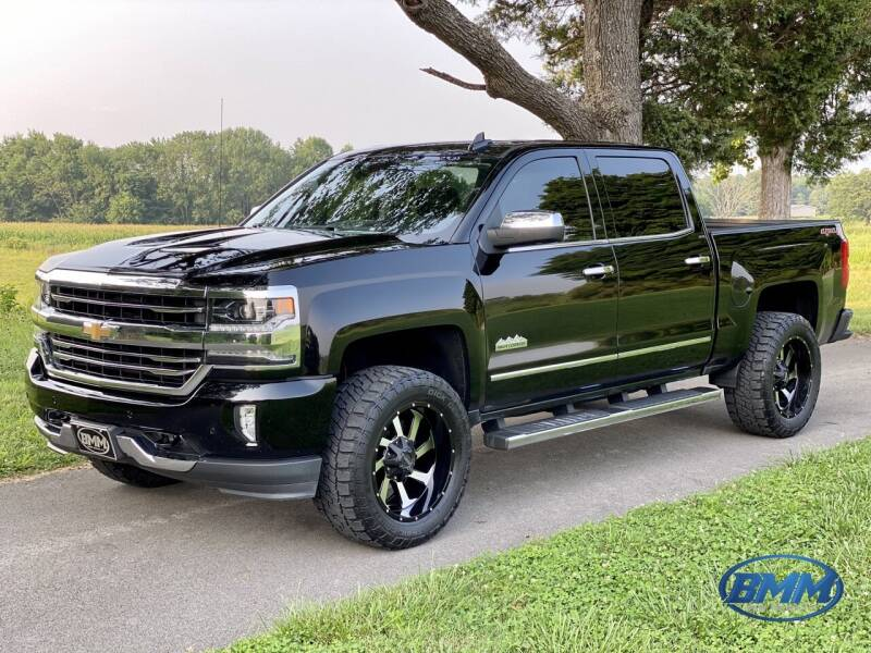2017 Chevrolet Silverado 1500 for sale at B & M Motors, LLC in Tompkinsville KY
