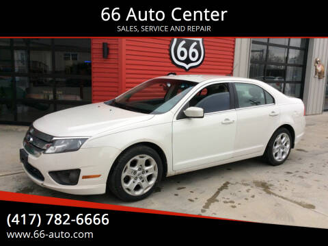 2011 Ford Fusion for sale at 66 Auto Center in Joplin MO